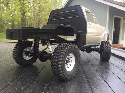 Vader Products - 3d Printed flat bed for TF2 bodies