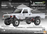 BRX01 kit - 1/10 4WD Radio Control Chassis Kit w/ Killerbody LC70 Hard Body Kit Set - in stock