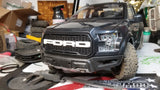 Ford Logos for RC4WD / JD Models Hero Desert Runner Truck