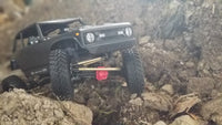 "Axial Capra 12.5"" (318mm) wheelbase High Clearance Rear  - Delrin/Chubby Combo"