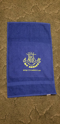 RC Addict pit towel