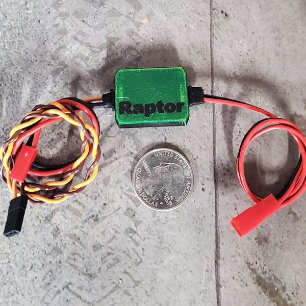 The Raptor - High Power Digital Winch Controller