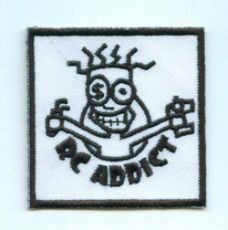 "RC Addict 2x2"" Patch"