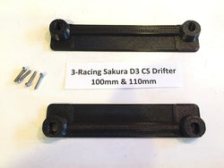 Sakura D3 - Incognito Body Mounts