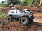 Team Raffee Co. 1/10 Crawler Hard Body LC80 Toyota Land Cruiser for Axial SCX10
