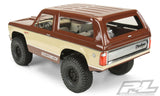 1977 Dodge Ramcharger Clear Body