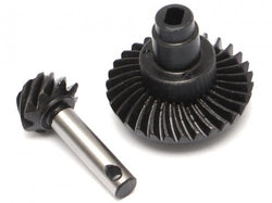 Heavy Duty Keyed Bevel Helical Gear 30/8T + Differential Locker Spool Set For AR44 Axle [RECON G6 The Fix Certified]