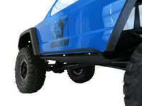 SCX10 ii XJ Double Bar Rock Sliders w/SKid Plates