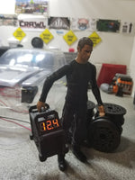 Scale welder w/ Voltage meter.
