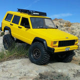 Cherokee XJ Hard Plastic Body Kit - 1 Set Wheelbase 313mm