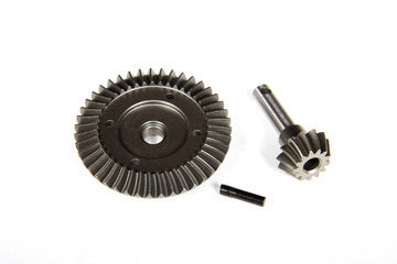 Heavy Duty Gear Under Drive Bevel Gearing 43t/13t