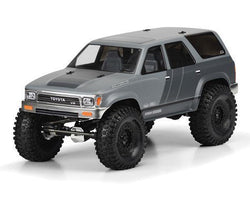 "Pro-Line 1991 Toyota 4Runner 12.3"" Rock Crawler Body (Clear)"