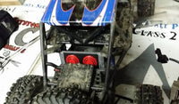 Axial Bomber Radiator and Shroud Kit