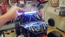 6 LED Light Bar Kit