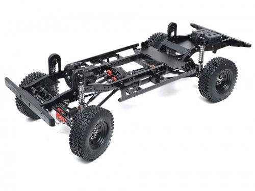 Boom Racing 1/10 ARTR Assembled D110 Chassis for TRC Raffee D110 Defender Body