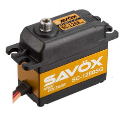 High Torque Digital Servo, .11 sec/347 oz-in @ 7.4V - SAVSC1268SG
