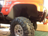 Ascender Inner Fenders For K5 Blazer Body - Full Set of 4