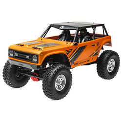 Wraith 1.9 1/10th Scale Electric 4wd RTR Orange - in stock