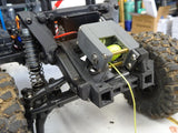 Servo Winch and Bumper Mount for Traxxas TRX-4