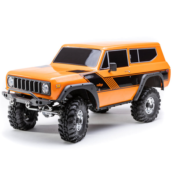 Gen8 Scout II 1/10 Scale Crawler - Orange