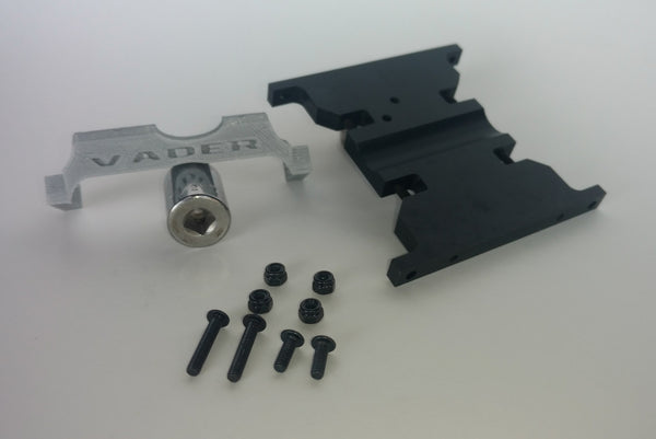 Vader Products SCX10-2 Skid For Kit Style Trans