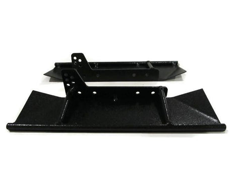 SCX10/SCX10 II Rock Sliders w/ Skid Plates - 155mm