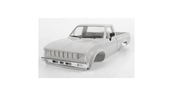 RC4WD Mojave II Body Set, Primer Grey: TF2