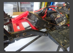 Servo winch Mount for SCX10 2