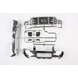 Tamiya Ford F350 Hi-Lift grill and bumpers M parts : 58372
