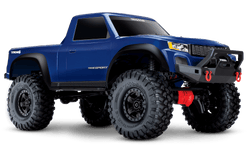Traxxas TRX-4 Sport 1/10 Scale RC Trail Crawler - Blue