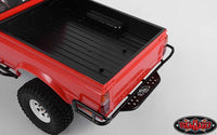 RC4WD Marlin Crawler Rear Steel Tube Bumper for Trail Finder 2