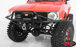 RC4WD Marlin Crawler Front Winch Bumper w/Stinger for Trail Finder 2