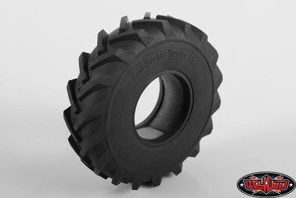 "MUD BASHER 1.9"" SCALE TRACTOR TIRES"