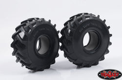 "MUD BASHER 2.2"" SCALE TRACTOR TIRES"