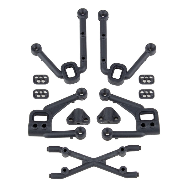 ASC42263  Enduro Gatekeeper Shock Mounts, Hard
