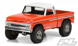 1966 Chevrolet C-10 Clear Body (Cab + Bed)