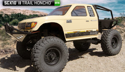 SCX10 II™ Trail Honcho 1/10th Scale Electric 4WD – RTR