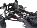 Boom Racing 1/10 ARTR Assembled D90 Chassis w/ Defender D90 1/10 Hard Plastic Body New Version TRC/LR001 Kit