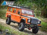 Team Raffee Co. Defender Station Wagon 1/10 Hard Body D110 - 334mm