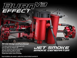 Burn Effect Smoke Generator