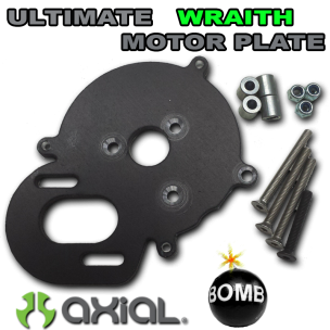 "WRAITH ""ULTIMATE"" Motor Plate"