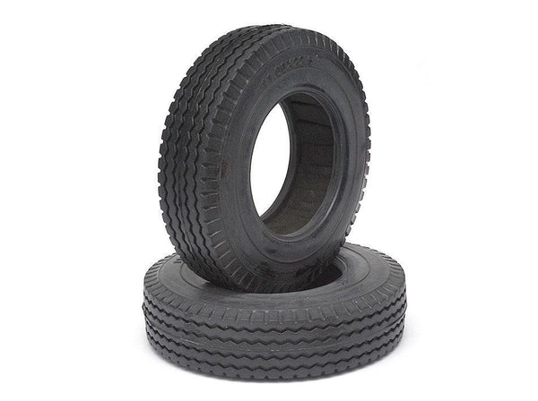 Rubber Tire For Tractor Truck (2) Medium Compound 1.7