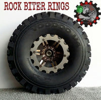 CBE RC FAB ROCK BITER BEADLOCK RINGS 1.9 (4pcs)