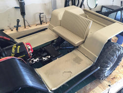 Rear Bench Seat - 110mm
