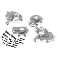 Gen8 Aluminum front outer portal housing set.