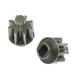 Gen8 Rear Portal Axle Input Gear (8T 2pcs)