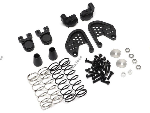 Boom Racing Rear Scale Suspension Conversion Kit for D90/D110 Chassis for Boom Racing D90/D110 Chassis
