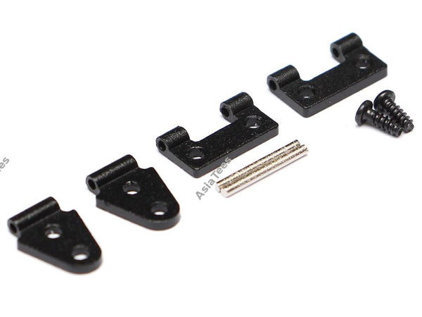 Team Raffee Co. Metal Hood Bonnet Hinge for TRC Defender D90 & D110