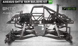 SMT10 1/10th Scale Monster Truck Raw Builders Kit