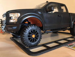 Front fenders for RC4WD / JD Models Hero Desert Runner Truck